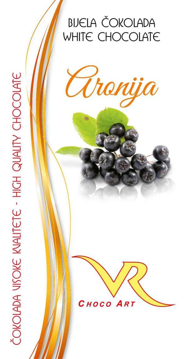 Čokolada aronija