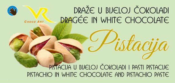 Dražeje pistacio 1