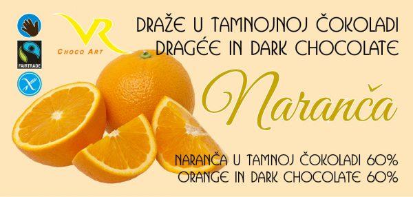 Dražeje naranča 1