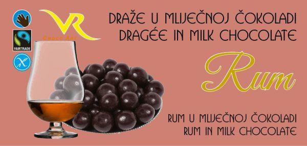 Dražeje rum 1