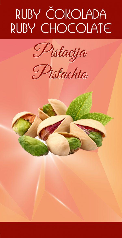 Ruby čokolada pistacio 2