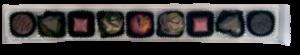 Bombonijera 9 pralina 1x9